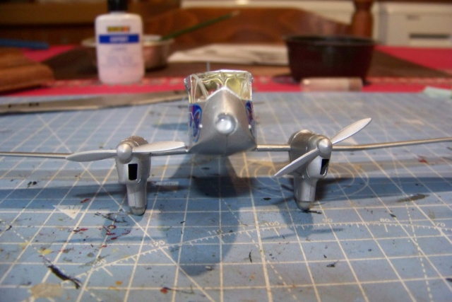 DH 89 Dragon rapide Heller 1/72 100_6846