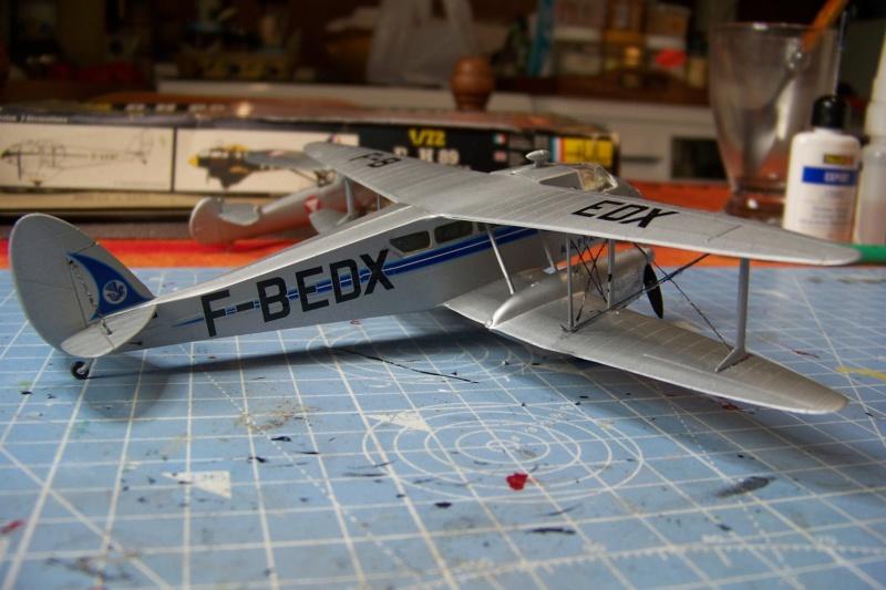 DH 89 Dragon rapide Heller 1/72 *** Terminé en pg 1 - Page 2 100_6867