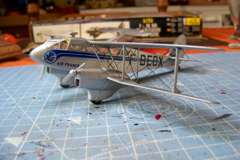DH 89 Dragon rapide Heller 1/72 *** Terminé en pg 1 - Page 2 100_6868