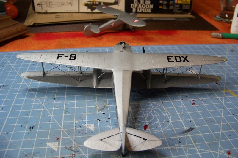 DH 89 Dragon rapide Heller 1/72 *** Terminé en pg 1 - Page 2 100_6869