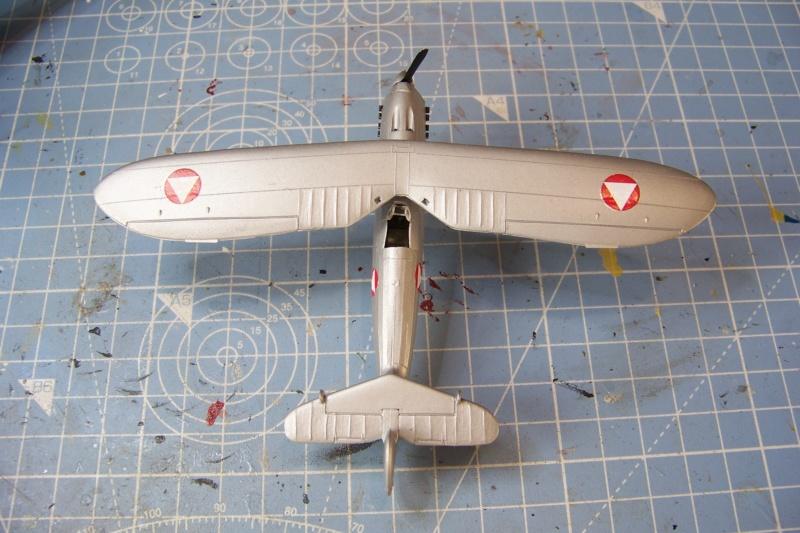 DH 89 Dragon rapide Heller 1/72 *** Terminé en pg 1 - Page 2 100_6871