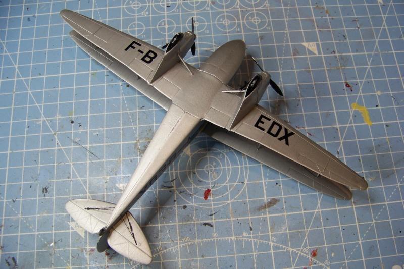 DH 89 Dragon rapide Heller 1/72 *** Terminé en pg 1 - Page 2 100_6872