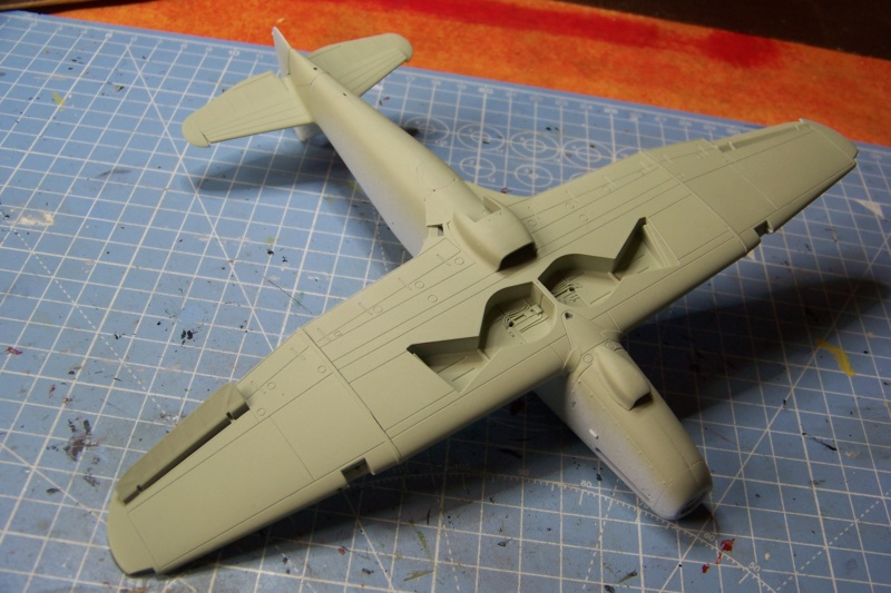 Boulton Paul Defiant MKI (Airfix 1/48) Finish ! - Page 2 100_7134