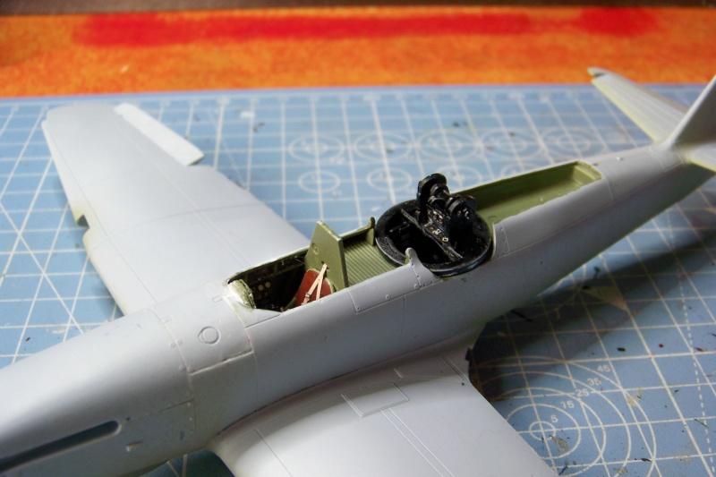 Boulton Paul Defiant MKI (Airfix 1/48) Finish ! - Page 2 100_7136