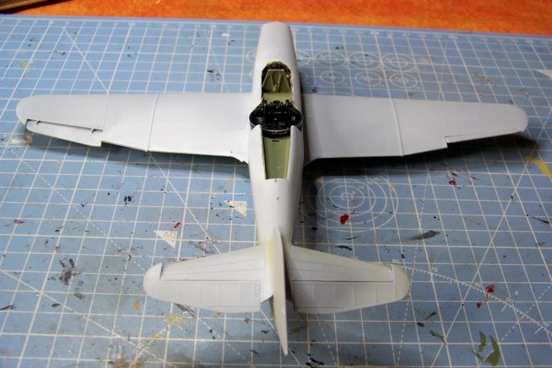 Boulton Paul Defiant MKI (Airfix 1/48) Finish ! - Page 2 100_7137