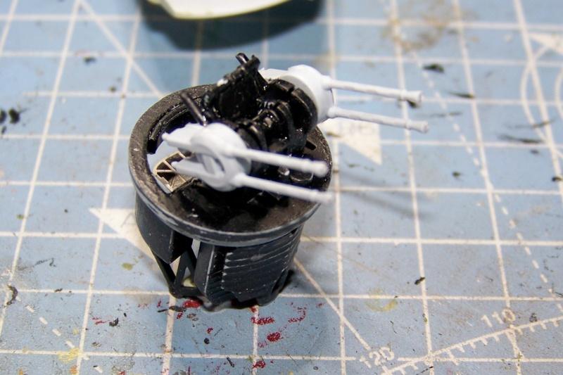 Boulton Paul Defiant MKI (Airfix 1/48) Finish ! - Page 2 100_7138