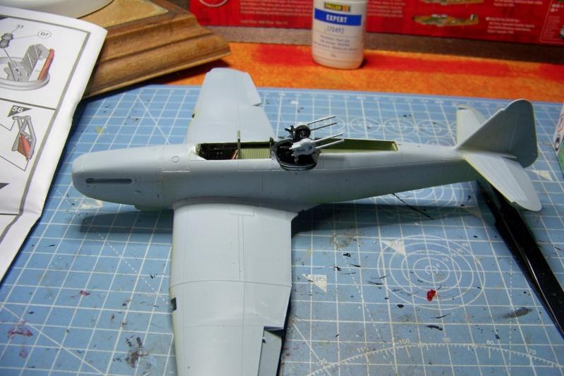 Boulton Paul Defiant MKI (Airfix 1/48) Finish ! - Page 2 100_7139