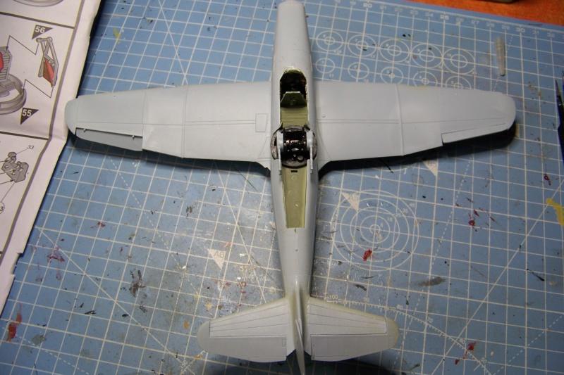 Boulton Paul Defiant MKI (Airfix 1/48) Finish ! - Page 2 100_7140