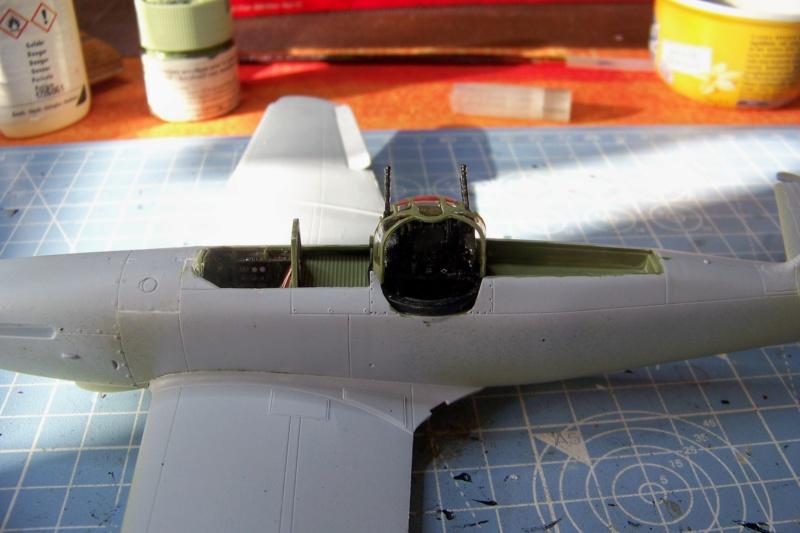 Boulton Paul Defiant MKI (Airfix 1/48) Finish ! - Page 2 100_7141