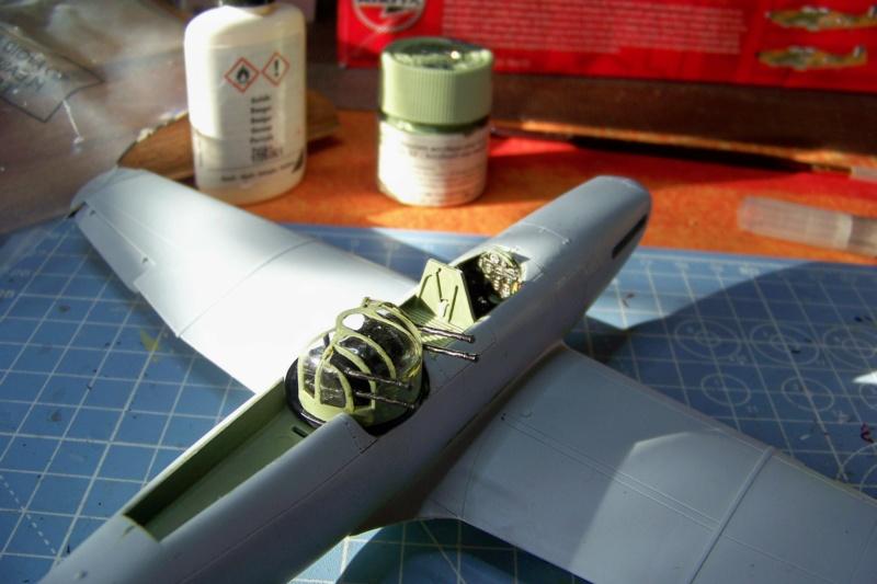 Boulton Paul Defiant MKI (Airfix 1/48) Finish ! - Page 2 100_7142