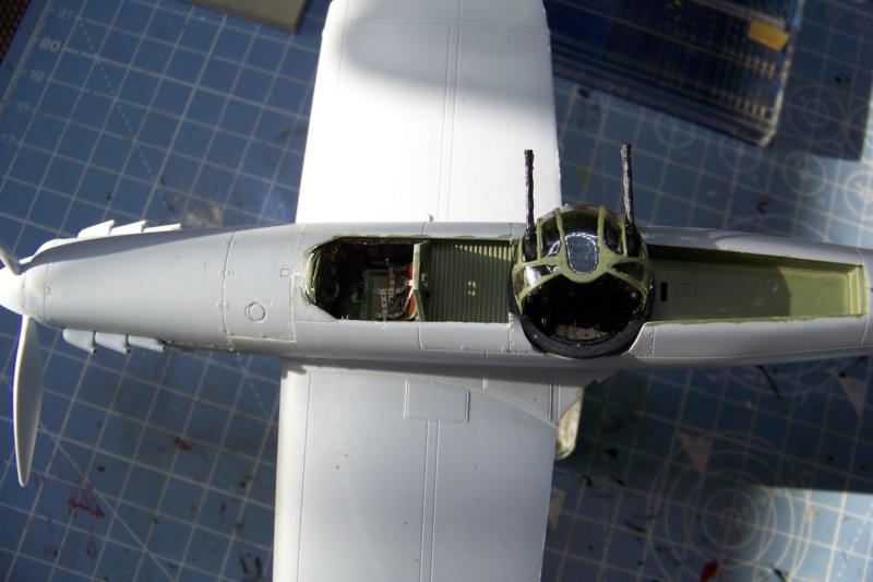 Boulton Paul Defiant MKI (Airfix 1/48) Finish ! - Page 2 100_7144