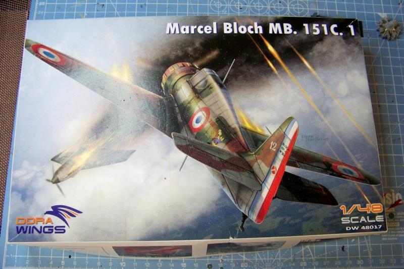 Bloch 151 C1 du CIC de Chartres ( Dorawings 1/48)Fini 100_7145