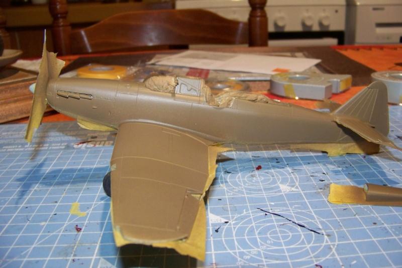 Boulton Paul Defiant MKI (Airfix 1/48) Finish ! - Page 2 100_7222