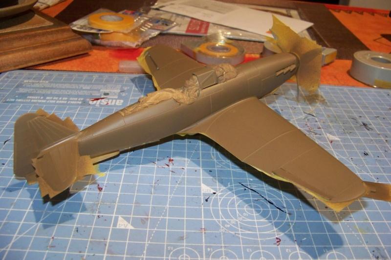 Boulton Paul Defiant MKI (Airfix 1/48) Finish ! - Page 2 100_7223