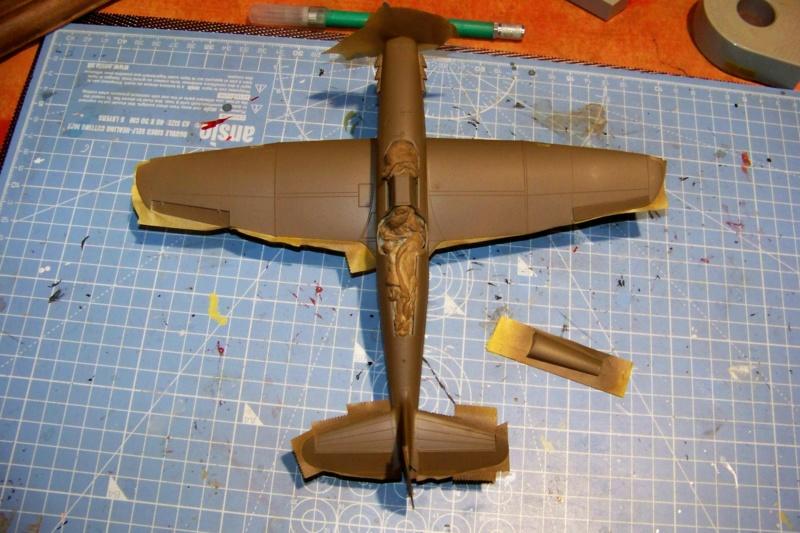 Boulton Paul Defiant MKI (Airfix 1/48) Finish ! - Page 2 100_7224