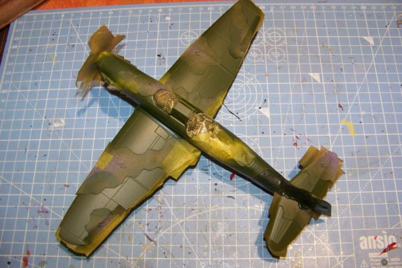 Boulton Paul Defiant MKI (Airfix 1/48) Finish ! - Page 2 100_7225