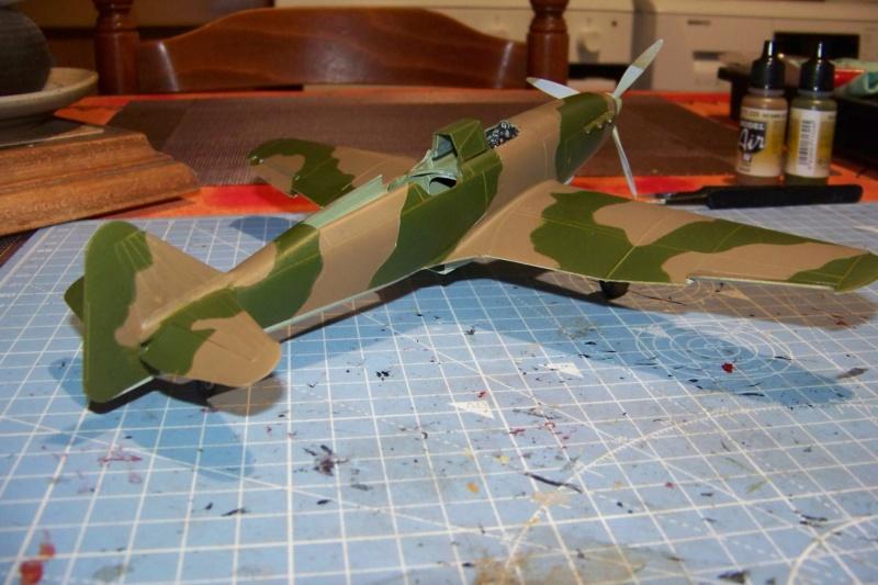 Boulton Paul Defiant MKI (Airfix 1/48) Finish ! - Page 2 100_7226