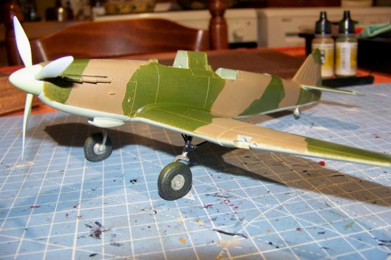 Boulton Paul Defiant MKI (Airfix 1/48) Finish ! - Page 2 100_7227