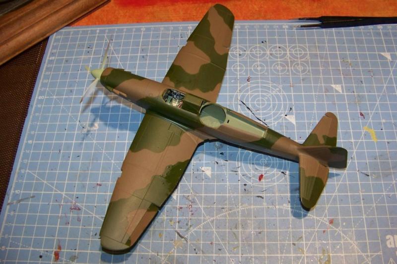 Boulton Paul Defiant MKI (Airfix 1/48) Finish ! - Page 2 100_7228