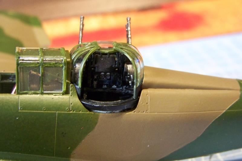 Boulton Paul Defiant MKI (Airfix 1/48) Finish ! - Page 3 100_7251