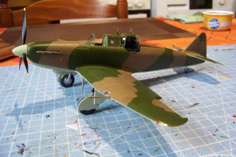 Boulton Paul Defiant MKI (Airfix 1/48) Finish ! - Page 3 100_7252