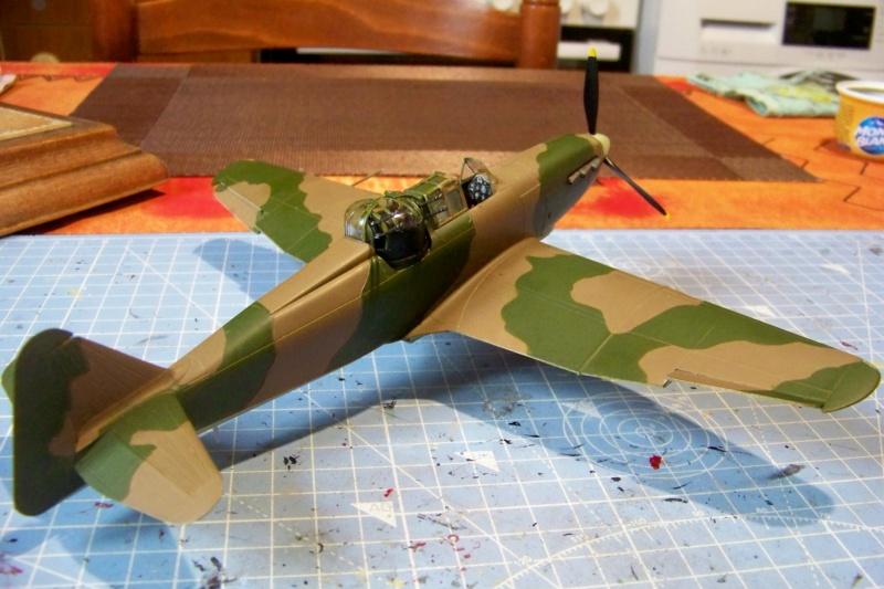 Boulton Paul Defiant MKI (Airfix 1/48) Finish ! - Page 3 100_7253