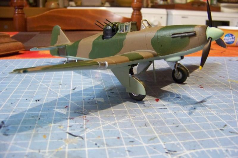 Boulton Paul Defiant MKI (Airfix 1/48) Finish ! - Page 3 100_7254