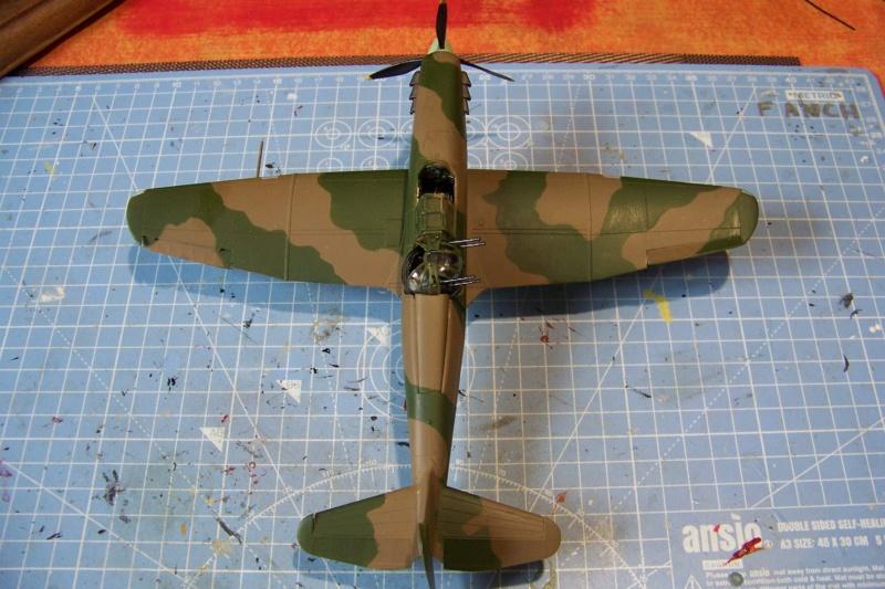 Boulton Paul Defiant MKI (Airfix 1/48) Finish ! - Page 3 100_7255