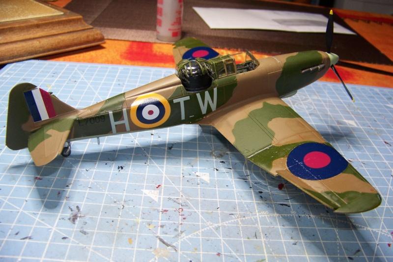 Boulton Paul Defiant MKI (Airfix 1/48) Finish ! - Page 3 100_7271
