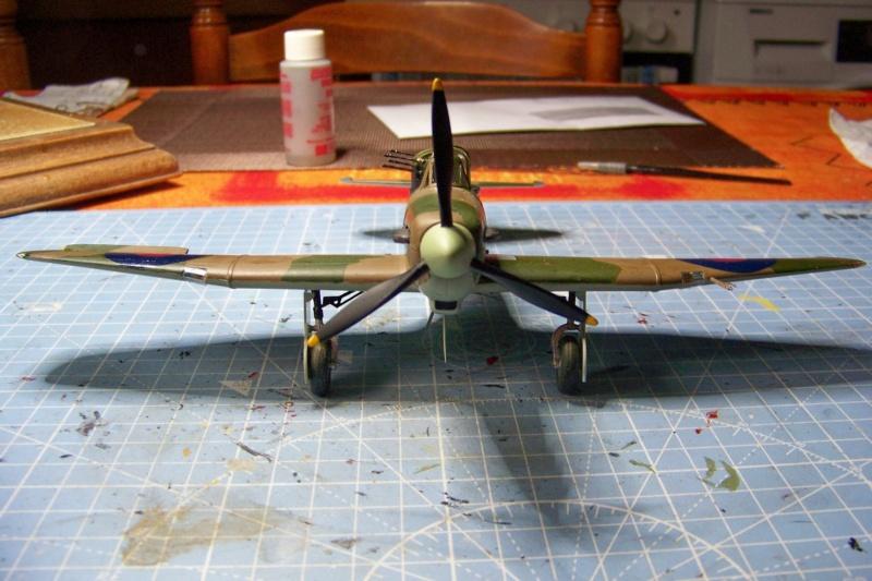 Boulton Paul Defiant MKI (Airfix 1/48) Finish ! - Page 3 100_7272