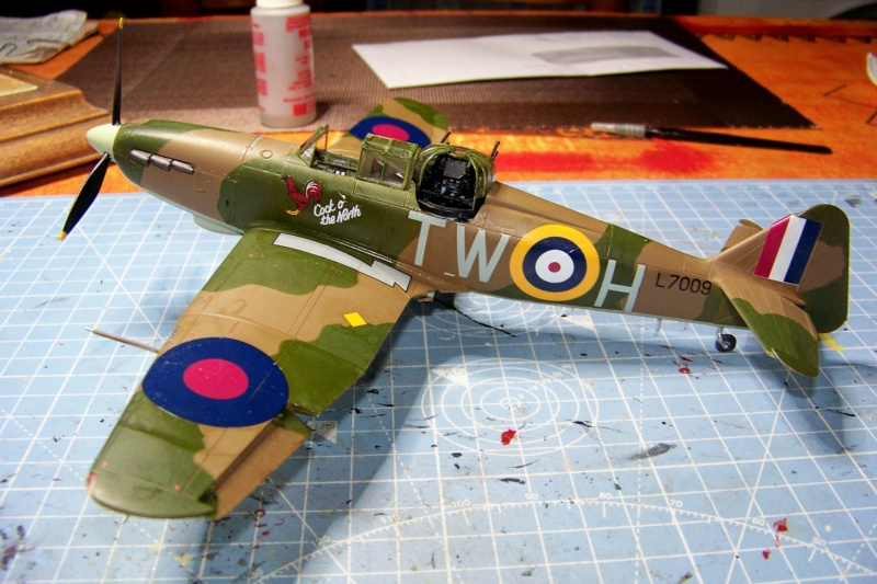 Boulton Paul Defiant MKI (Airfix 1/48) Finish ! - Page 3 100_7273