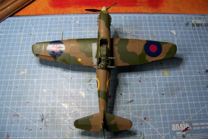 Boulton Paul Defiant MKI (Airfix 1/48) Finish ! - Page 3 100_7274