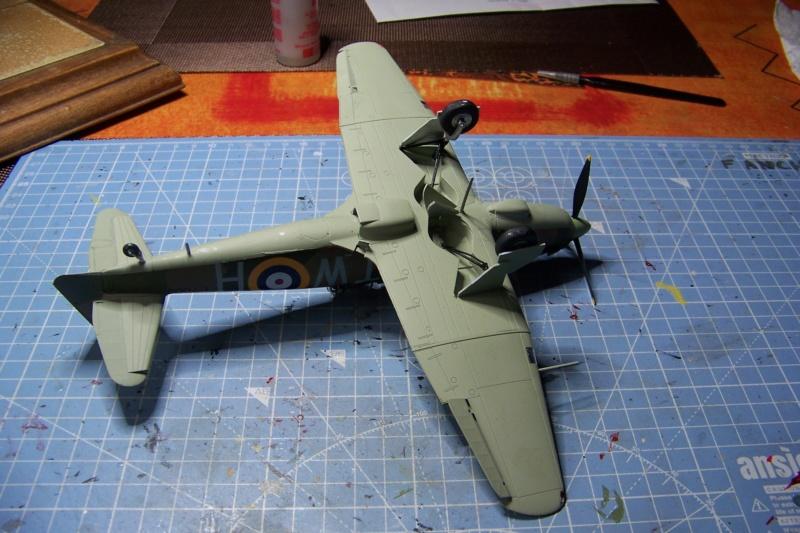 Boulton Paul Defiant MKI (Airfix 1/48) Finish ! - Page 3 100_7275