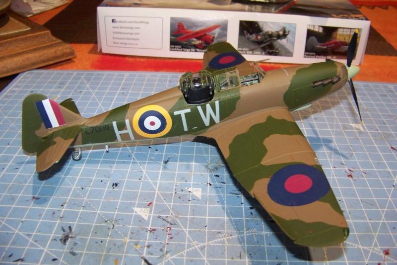 Boulton Paul Defiant MKI (Airfix 1/48) Finish ! - Page 3 100_7281