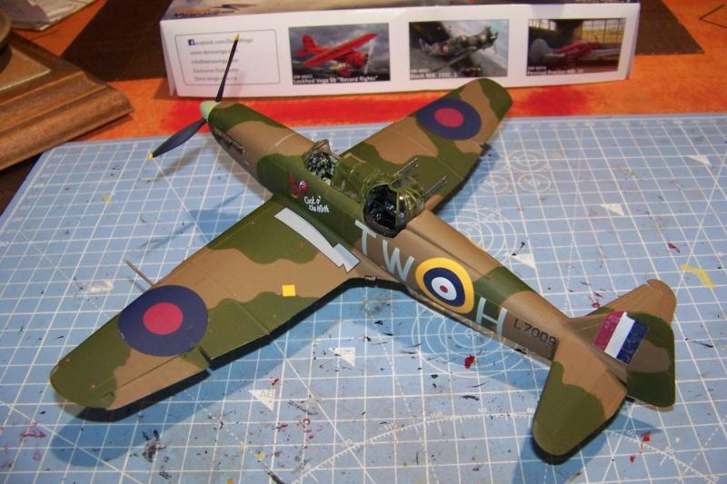 Boulton Paul Defiant MKI (Airfix 1/48) Finish ! - Page 3 100_7282