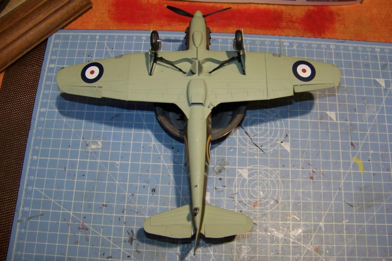 Boulton Paul Defiant MKI (Airfix 1/48) Finish ! - Page 3 100_7283
