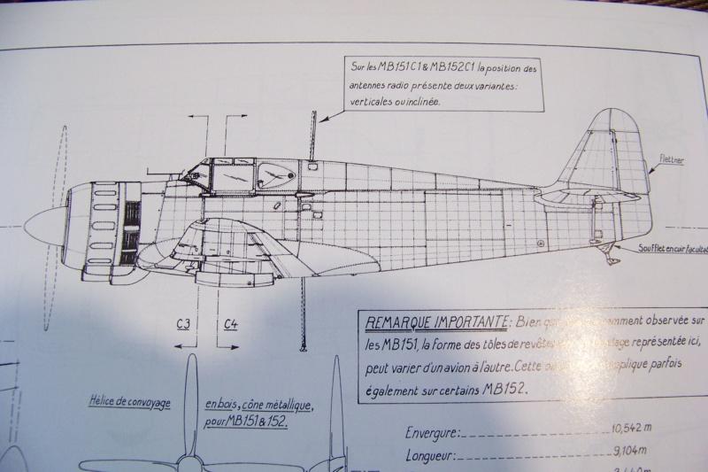 Bloch 151 C1 du CIC de Chartres ( Dorawings 1/48)Fini - Page 2 100_7288
