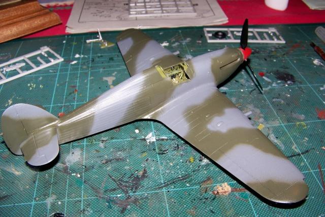 Hawker Hurricane MKIIc Hasegawa 1/48( Nov 2013 Fini)  100_7297