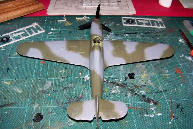 Hawker Hurricane MKIIc Hasegawa 1/48( Nov 2013 Fini)  100_7299
