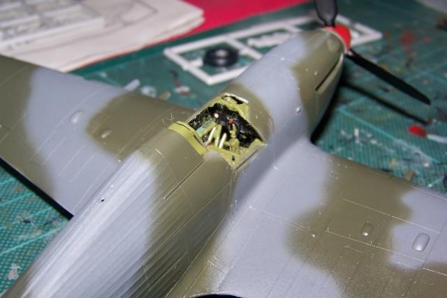 Hawker Hurricane MKIIc Hasegawa 1/48( Nov 2013 Fini)  100_7300