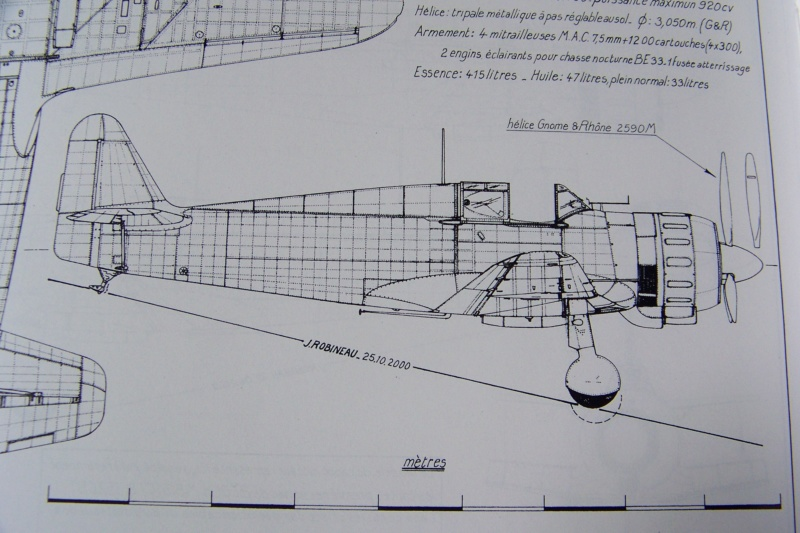 Bloch 151 C1 du CIC de Chartres ( Dorawings 1/48)Fini - Page 2 100_7310