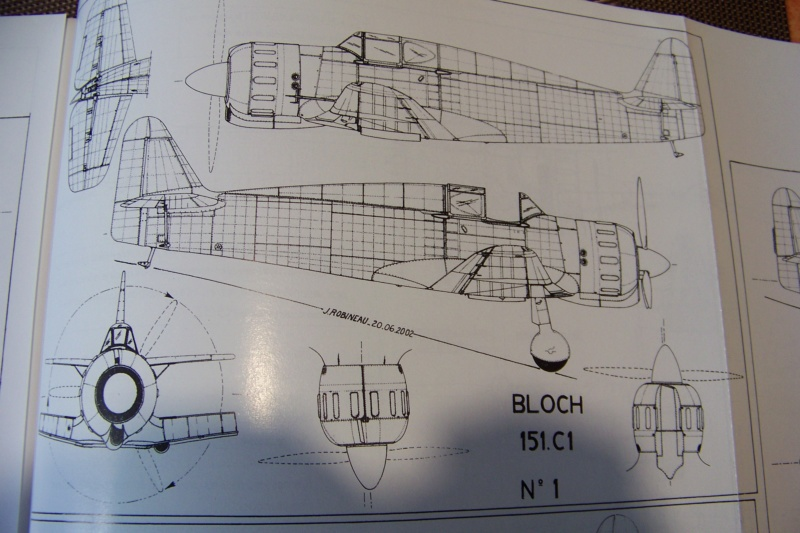 Bloch 151 C1 du CIC de Chartres ( Dorawings 1/48)Fini - Page 2 100_7311