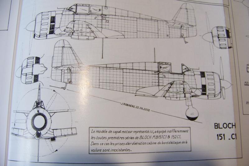 Bloch 151 C1 du CIC de Chartres ( Dorawings 1/48)Fini - Page 2 100_7312