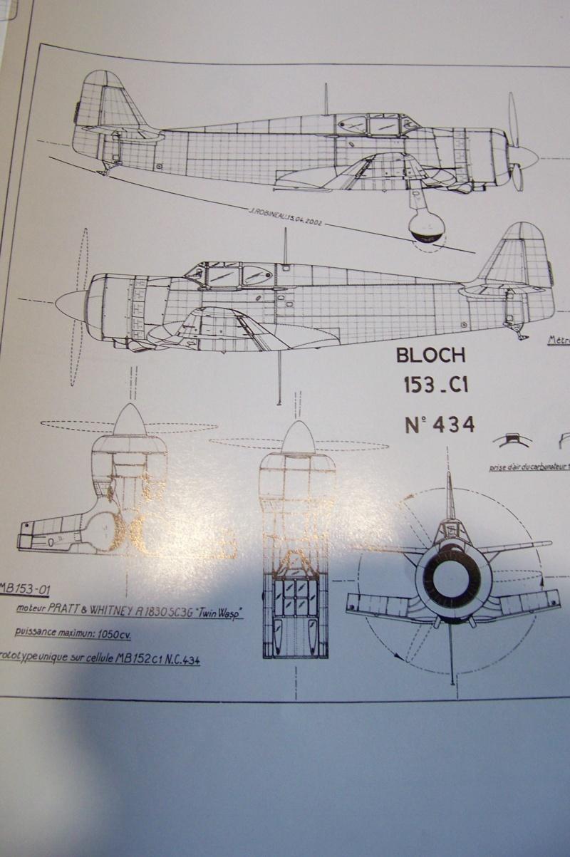 Bloch 151 C1 du CIC de Chartres ( Dorawings 1/48)Fini - Page 2 100_7313