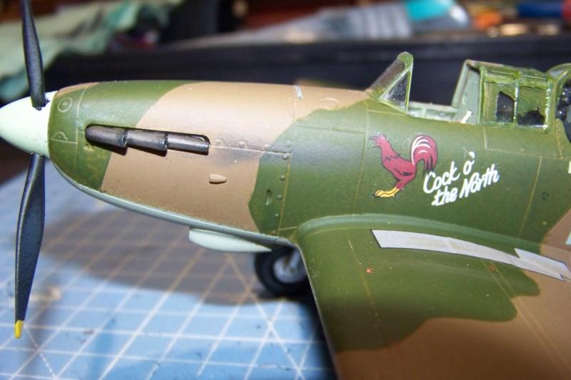 Boulton Paul Defiant MKI (Airfix 1/48) Finish ! - Page 4 100_7342