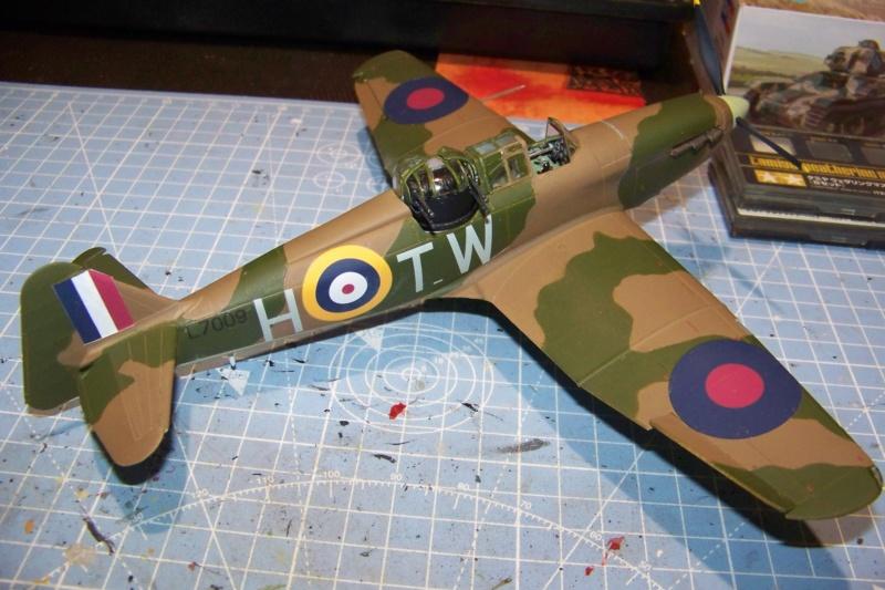 Boulton Paul Defiant MKI (Airfix 1/48) Finish ! - Page 4 100_7343