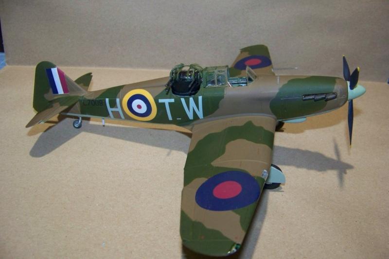 Boulton Paul Defiant MKI (Airfix 1/48) Finish ! - Page 4 100_7345