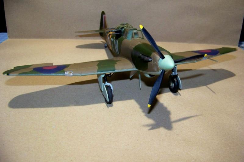 Boulton Paul Defiant MKI (Airfix 1/48) Finish ! - Page 4 100_7346