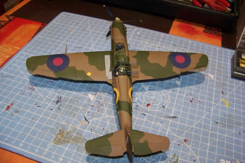 Boulton Paul Defiant MKI (Airfix 1/48) Finish ! - Page 4 100_7347