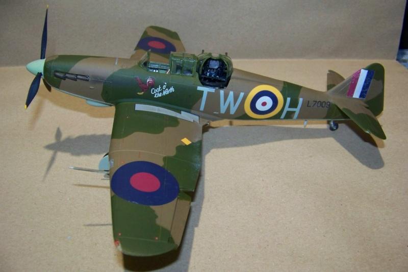 Boulton Paul Defiant MKI (Airfix 1/48) Finish ! - Page 4 100_7348